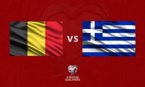 Ο αγώνας της Εθνικής με το Βέλγιο για την πρόκριση στο Παγκόσμιο Κύπελλο ζωντανά στην COSMOTE TV