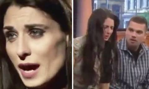 Πήγε σε ζωντανή εκπομπή για να δει αν ο φίλος της την απατά και ανακάλυψε κάτι πολύ χειρότερο! (vid)