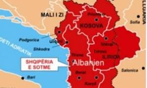 «Οι Αλβανοί προτιμούν τη Μεγάλη Αλβανία από την ένταξη στη ΕΕ»