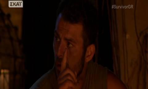 Survivor: Οι Διάσημοι «έδερναν» τον Γιώργο Αγγελόπουλο για 25 λεπτά - Δείτε το βίντεο