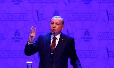 Ερντογάν: Όσο εκείνοι με λένε δικτάτορα, εγώ θα τους λέω φασίστες