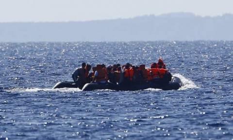 В Эгейском море затонула лодка, перевозившая мигрантов. Погибли 16 человек