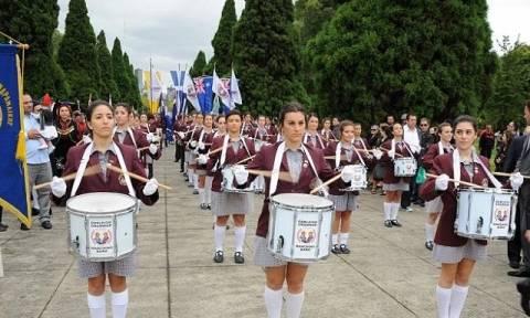 25η Μαρτίου: Εορτασμός της εθνικής επετείου στην Αυστραλία