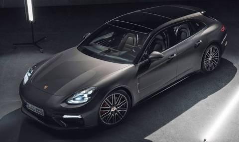 Η πιο cool Porsche είναι στέισον και η πιο δυνατή υβριδική (pics)