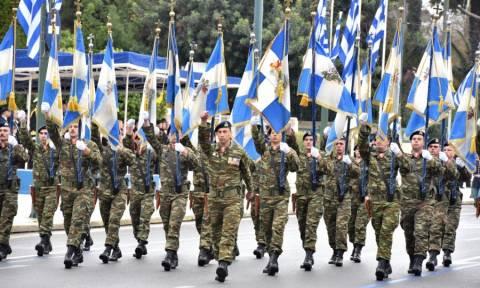 25 Μαρτίου 2017: Δείτε LIVE την παρέλαση στην Αθήνα