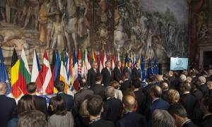 Εξήντα χρόνια από την ίδρυση της Ευρωπαϊκής Ένωσης: «Επανεκκίνηση τώρα»