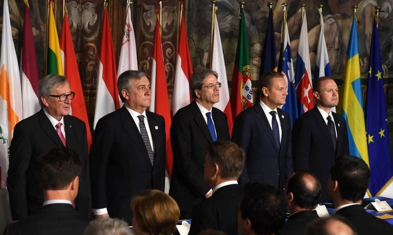Ντόναλντ Τουσκ: Αποδείξτε ότι είστε ηγέτες της Ευρώπης