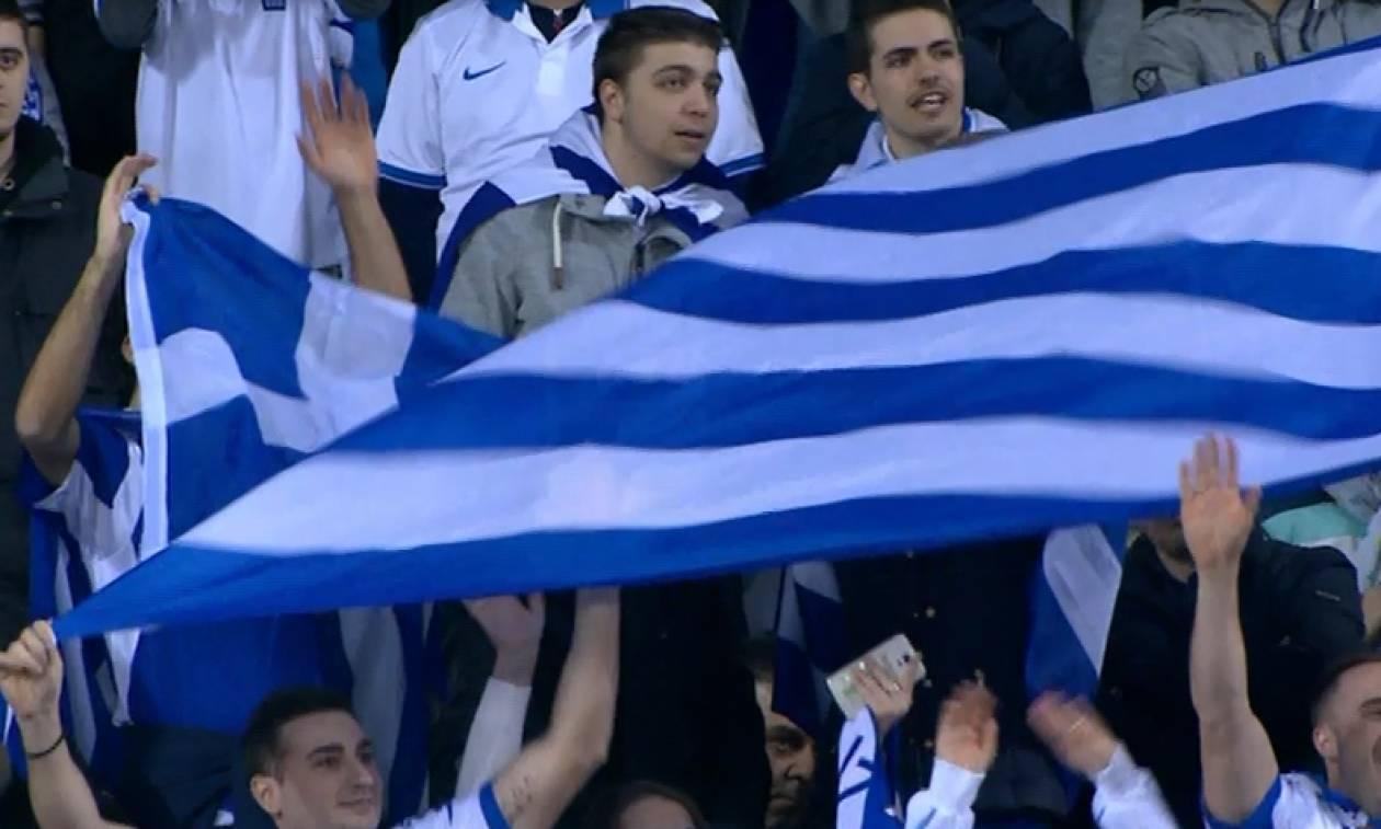 Βέλγιο - Ελλάδα: Μήτρογλου και Εθνικός Ύμνος έβαλαν φωτιά στις Βρυξέλλες!