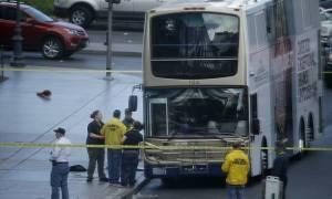 Σοκ: Πυροβολισμοί σε λεωφορείο στο Λας Βέγκας - Ένας νεκρός (pics+vid)