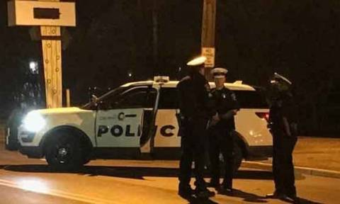 One dead and 14 injured after a gunman opens fire on revellers at a nightclub in Cincinnati (vid)
