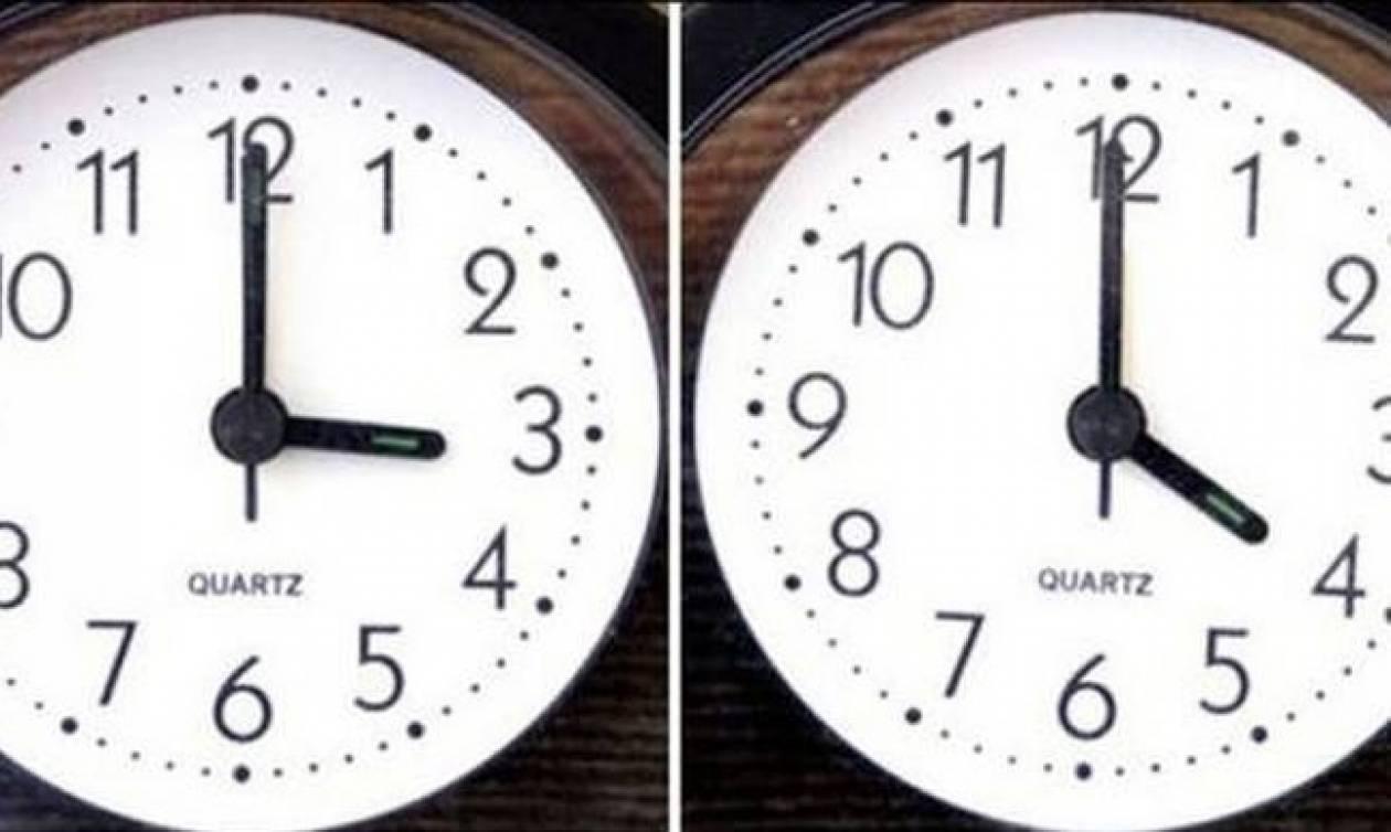 Αλαλούμ στα Κατεχόμενα με την αλλαγή ώρας λόγω… εντολής Ερντογάν!