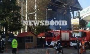 Τι έδειξε το πόρισμα της Πυροσβεστικής για τη φωτιά στο τέμενος Βαγιαζήτ