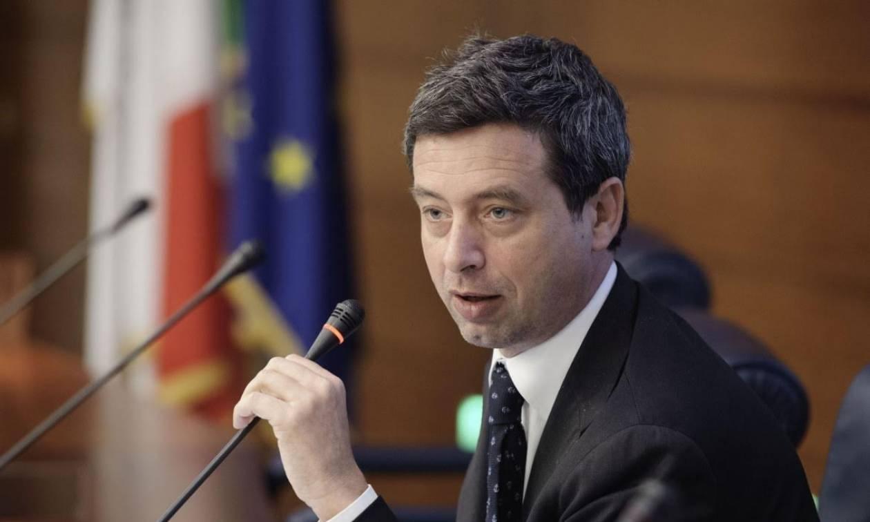 Ιταλός υπουργός Δικαιοσύνης: Βοηθήστε τους Έλληνες να ξεπεράσουν τη λιτότητα