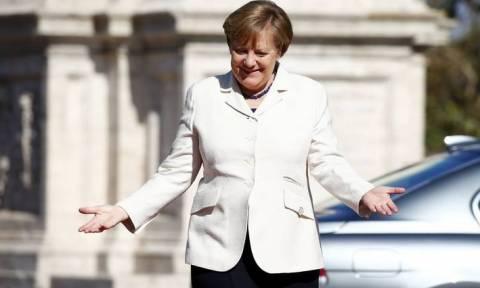 Θρίαμβος της Μέρκελ στην «Ελλάδα» της Γερμανίας
