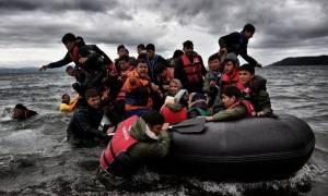 Χίος: Τους 100 έφτασαν οι πρόσφυγες που αφίχθησαν στο νησί το Σαββατοκύριακο