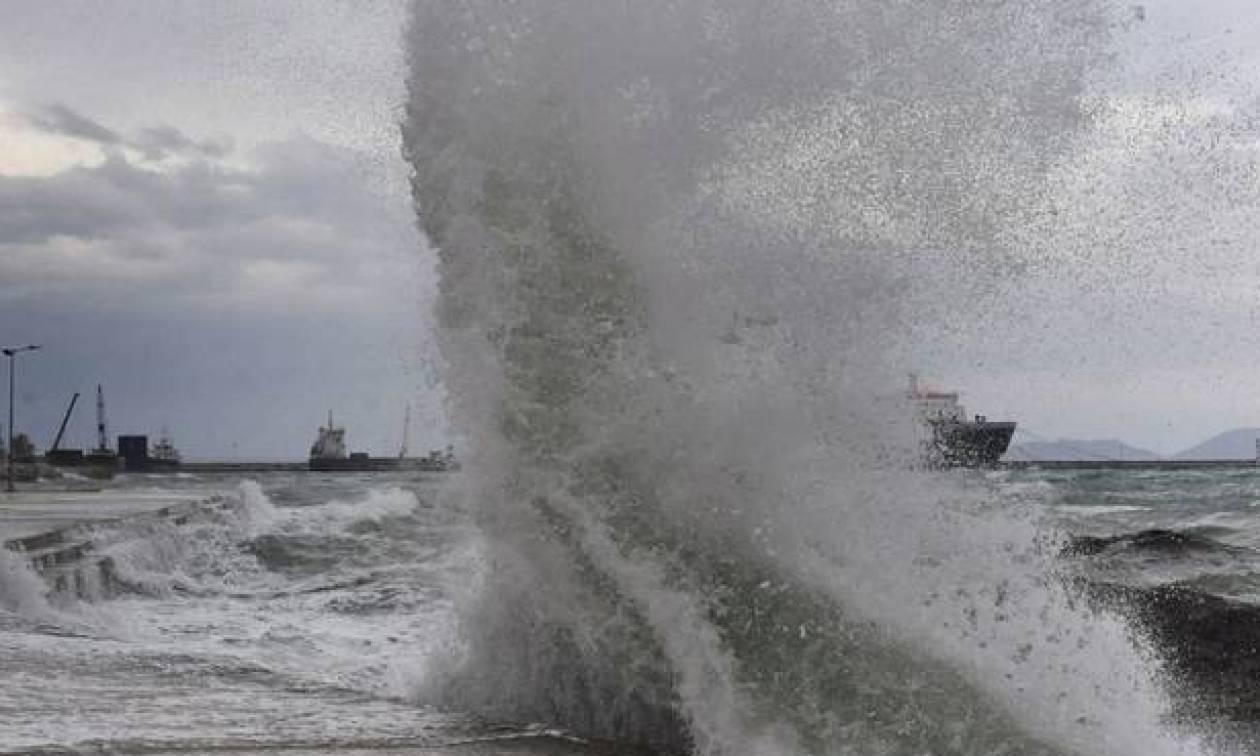 Καιρός - Προσοχή: Η ΕΜΥ προειδοποιεί με έκτακτο δελτίο για επιδείνωση του καιρού