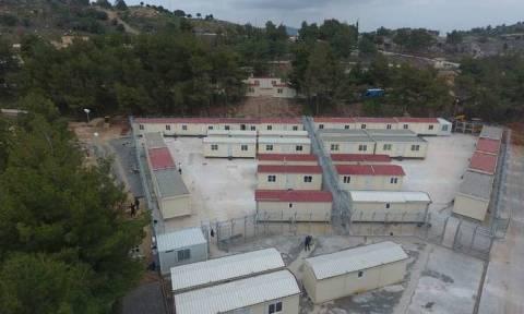 В Греции начинается строительство лагерей для беженцев закрытого типа