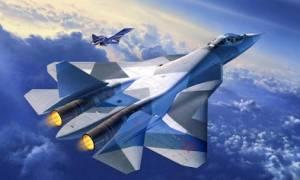 Ρωσική κυριαρχία: Παραλαμβάνουν τα πρώτα 6 Τ-50 (PAK-FA) οι αεροδιαστημικές δυνάμεις (video)