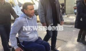 Κατ' οίκον περιορισμός με βραχιολάκι για τον Παραολυμπιονίκη Βασίλη Τσαγκάρη (vid)