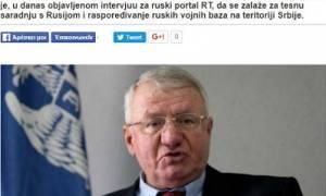 Σερβία: Ο Σέσελι προτείνει κοινό στρατό με Ρωσία και ίδια στολή