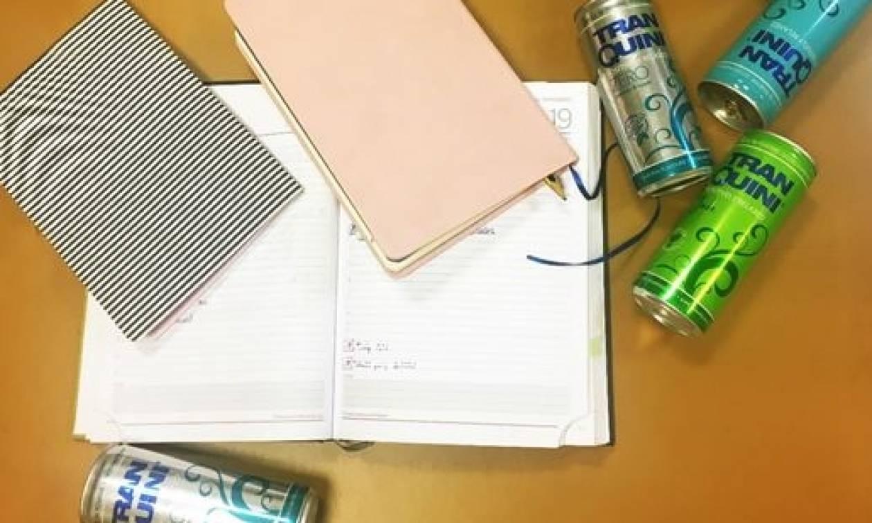 Tranquini: To φυσικό ποτό - σύμμαχος στη «μάχη» κατά του στρες