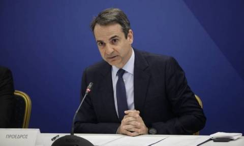General elections would work as a catharsis, ND leader Mitsotakis says