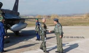 Επίσκεψη Αρχηγού ΓΕΑ στην 130ΣΜ (pics)