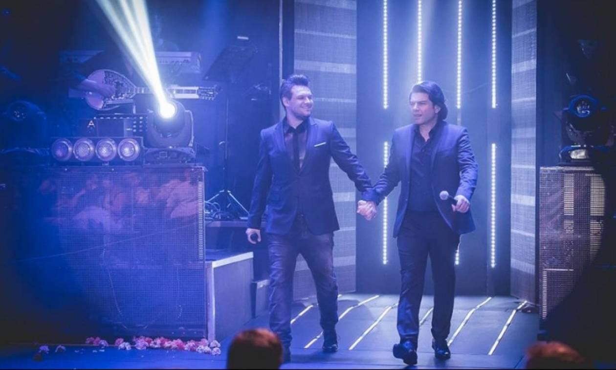 Πάνος Κιάμος - Νίκος Κουρκούλης: Σημείο συνάντησης επωνύμων το Club 22! (pics)