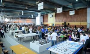 Μαθητές νικητές, με ρομπότ από το μέλλον!