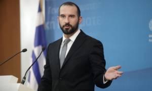 Τζανακόπουλος: Κάποιοι αναπαράγουν καταστροφικά σενάρια