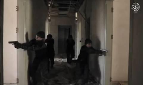 Νέα βαρβαρότητα των τζιχαντιστών: Εκπαιδεύουν παιδιά-δολοφόνους σε ζωντανούς στόχους (vid)