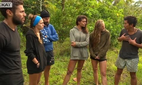 Survivor: Βγήκανε «μαχαίρια» στην ομάδα των Μαχητών