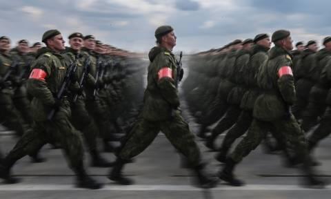 Путин увеличил численность Вооруженных сил РФ