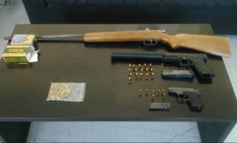 Guns and ammunition found inside mosque in Xanthi - Imam arrested