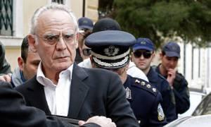 Άκης Τσοχατζόπουλος: Νέα αίτηση αποφυλάκισης μετά το τριπλό μπάι - πας