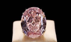 Τιμή ρεκόρ για το διαμάντι «Pink Star»