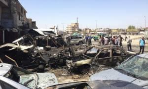 Μακελειό στο Ιράκ: Τουλάχιστον 17 νεκροί σε επίθεση βομβιστή-καμικάζι στη Βαγδάτη