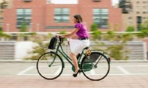 Ξεκινήστε το περπάτημα και το ποδήλατο στην πόλη-Τα οφέλη είναι πολλά