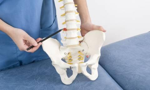 Δισκοκήλη: Μπορεί να προκληθεί από το υπερβολικό βάρος;