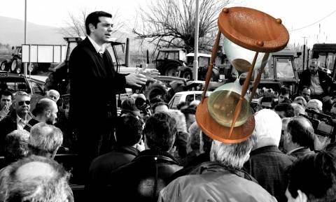 Διαπραγμάτευση: Η άτακτη υποχώρηση του Τσίπρα και η άτακτη χρεοκοπία της Ελλάδας