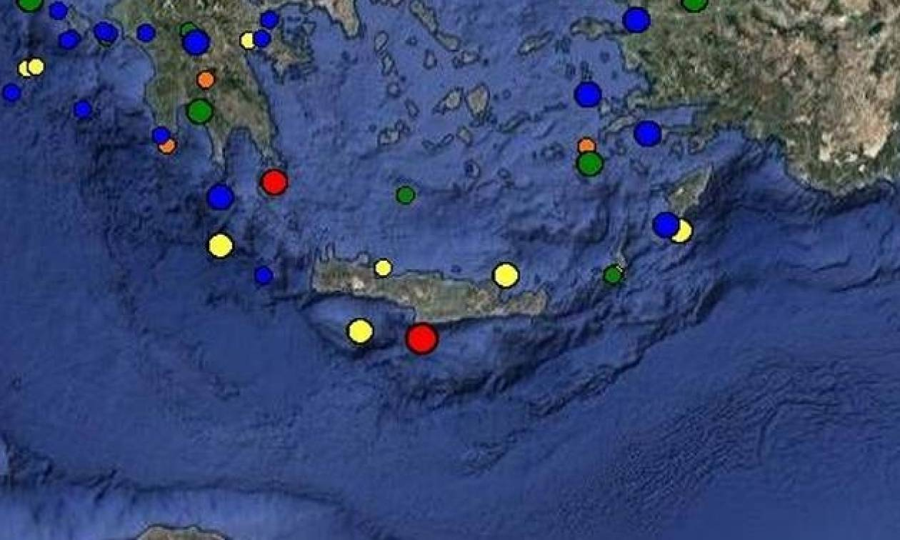 Назападе Турции зафиксировано землетрясение магнитудой 4,3 балла