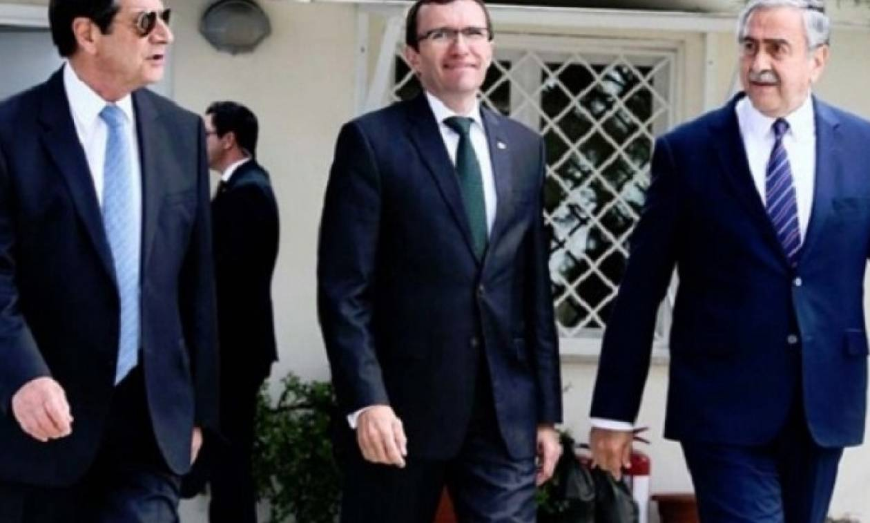Возобновление переговоров лидеров греческой итурецкой общин Кипра отложено