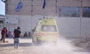 Σοκ στη Χίο: Αυτοπυρπολήθηκε Σύρος πρόσφυγας