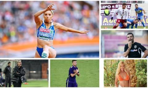 Τα «σκληρά» φάουλ των αθλητών στα social media!