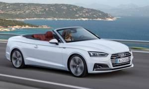 Τα κάμπριο της Audi υποβάλλονται σε εξαντλητικά τεστ