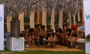 Survivor: Γιατί έλειπε η Παπαδοπούλου από το δωμάτιο επικοινωνίας;