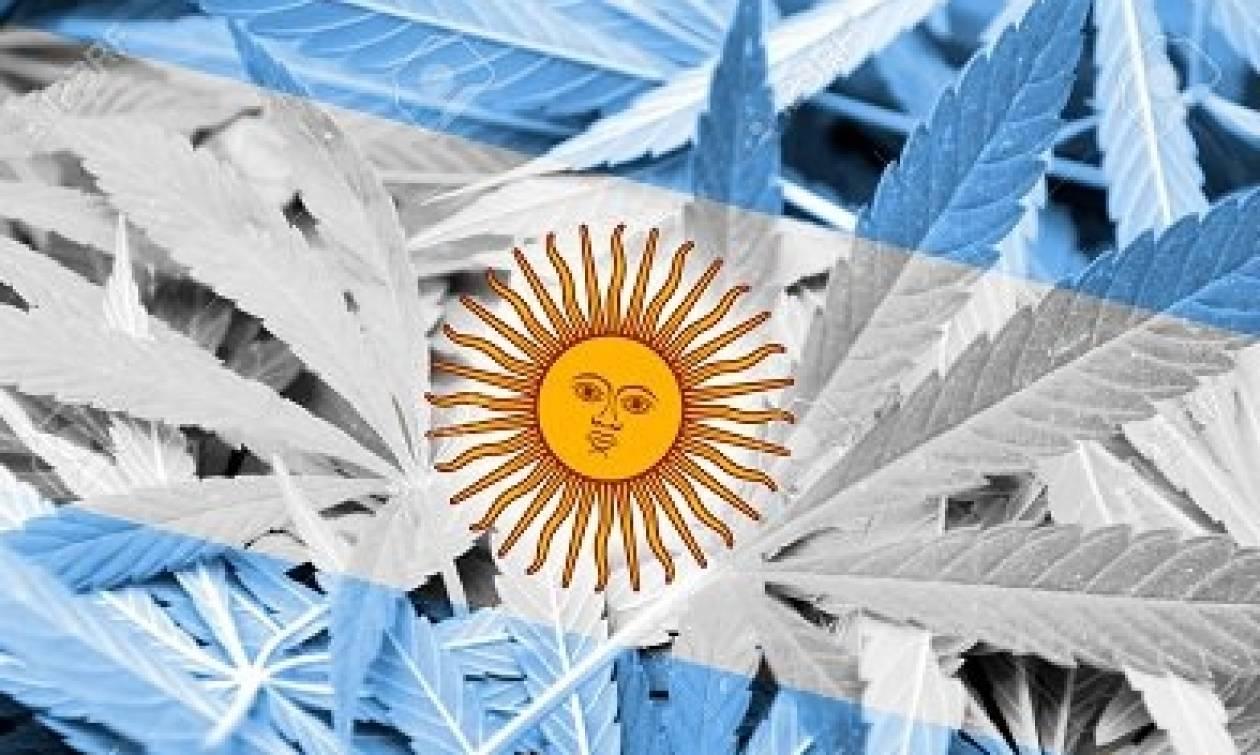 Το Μπουένος 'Αιρες νομιμοποιεί τη χρήση ιατρικής κάνναβης