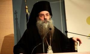 «Aπασφαλίζει» ο Πειραιώς: Άρθρο καταπέλτης του Σεραφείμ για το χωρισμό Κράτους – Εκκλησίας