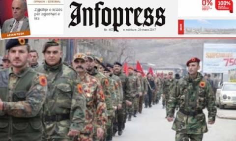 Αποκάλυψη-σοκ: Οι Κοσοβάροι είναι έτοιμοι να συμμετάσχουν σε νέο πόλεμο