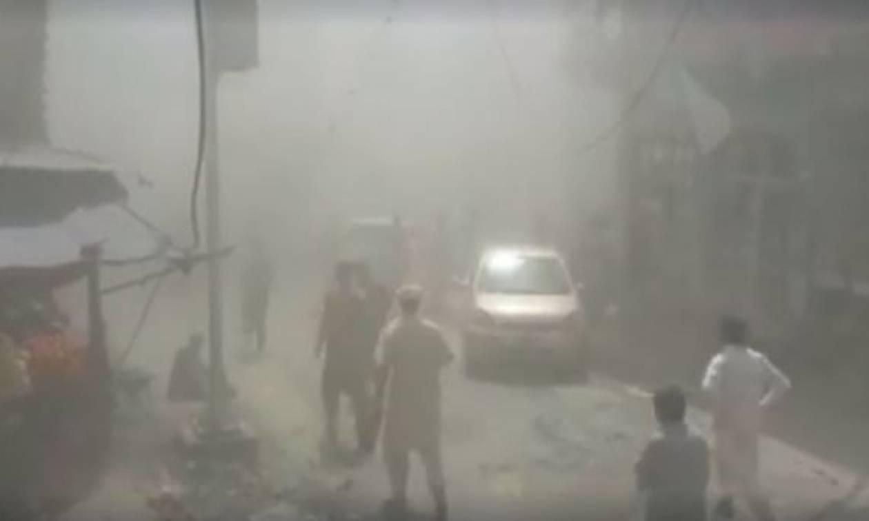 Πακιστάν: 22 οι νεκροί από τη βομβιστική επίθεση σε τέμενος